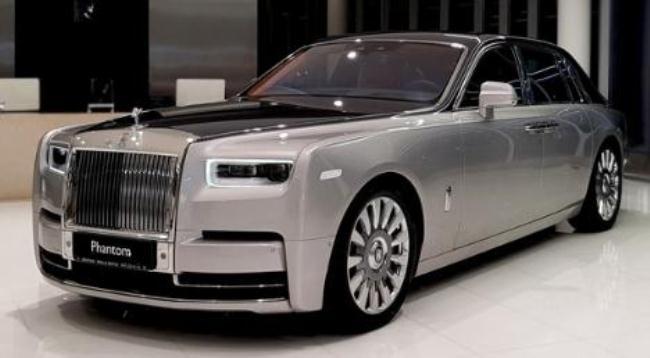 Рисунок 9. Rolls-Royce Phantom