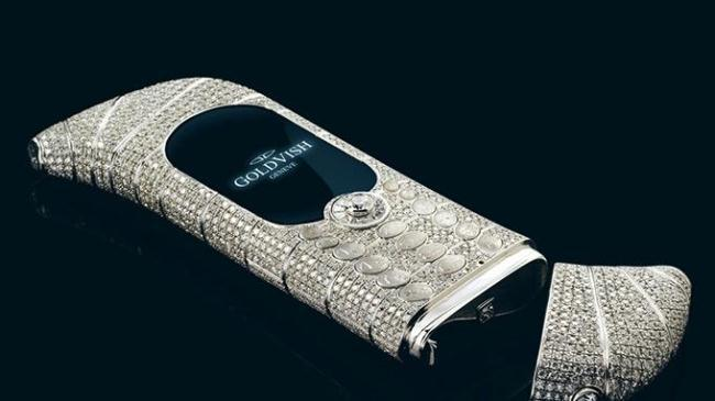 Самый дорогой телефон в мире  топ кнопочных моделей и смартфонов f0356012bd038