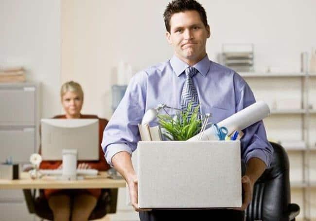 Рис 7. Будьте готовы к тому, что работодатель сам станет инициатором вашего увольнения
