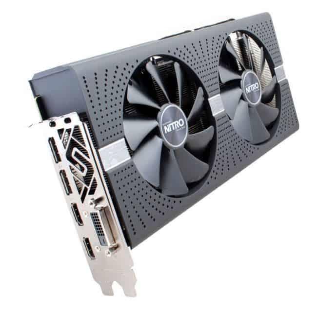 Рис. 1 Sapphire Radeon RX 580