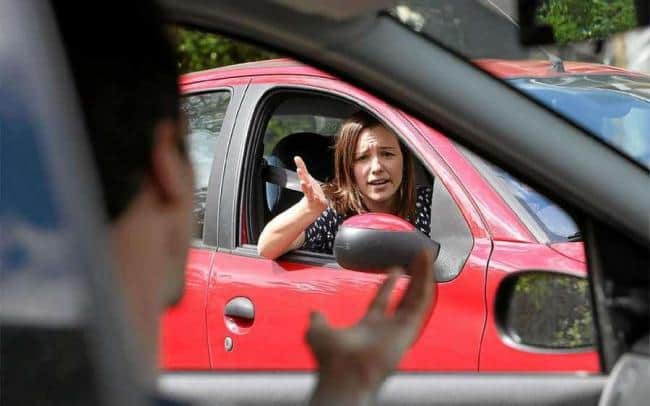 Рис. 5. Активное желание помочь на дороге – повод задуматься