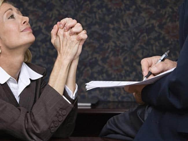 Рис. 6. Необоснованные просьбы в жалобном тоне – худший повод для увеличения зарплаты