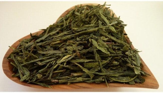 Рисунок 1. Чай Цзюнь-Шань Инь-Чжэнь.