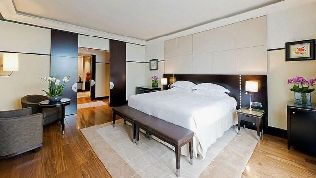 Рисунок 14. Penthouse Suite At The Grand Hyatt Cannes.