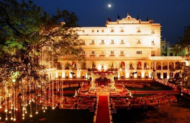 Рисунок 15. Raj Palace Индия