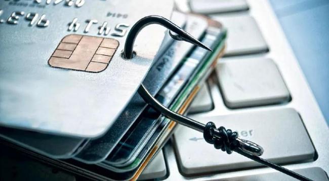 Рисунок 2. Данные банковской карты в опасности!