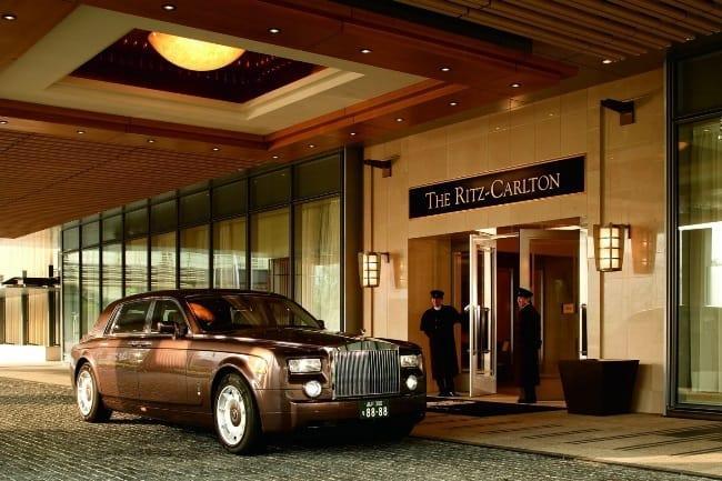 Рисунок 3. Ritz-Carlton Tokio.