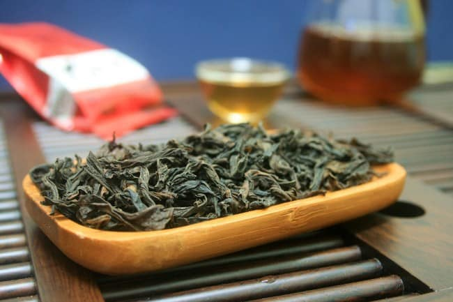 Рисунок 5. Чай Да Хун Пао.