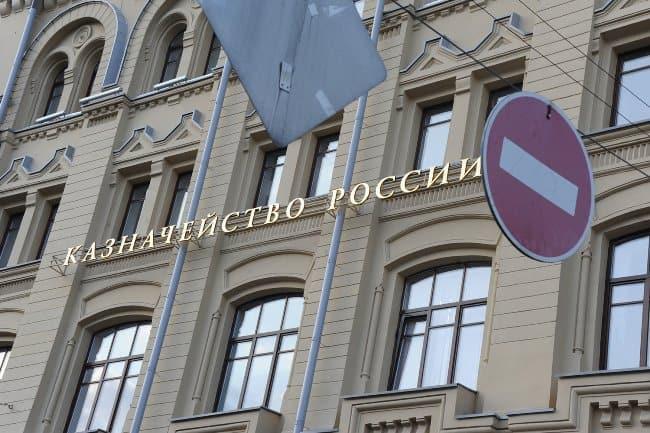 Рисунок 5. Федеральное казначейство России