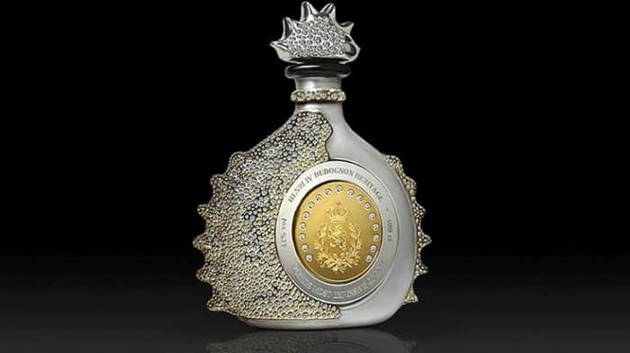 Рисунок 5. Henri IV, Cognac Grande Champagne