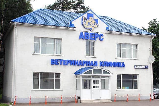 Рисунок 5. Крупный ветеринарный центр в Москве