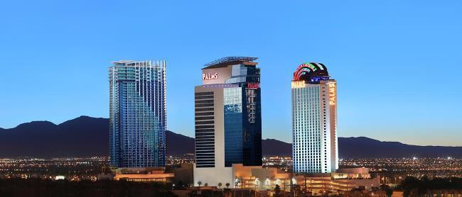 Рисунок 9. Palms Casino Resort.