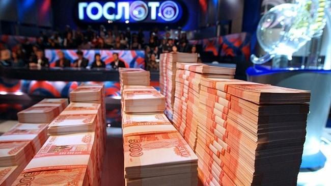 выигрыш джекпота в россии
