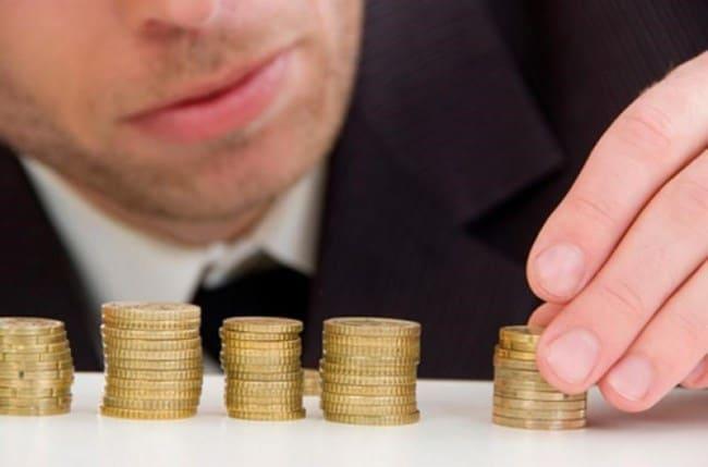 Фото 3. Финансисты лидируют в зарплатах РК