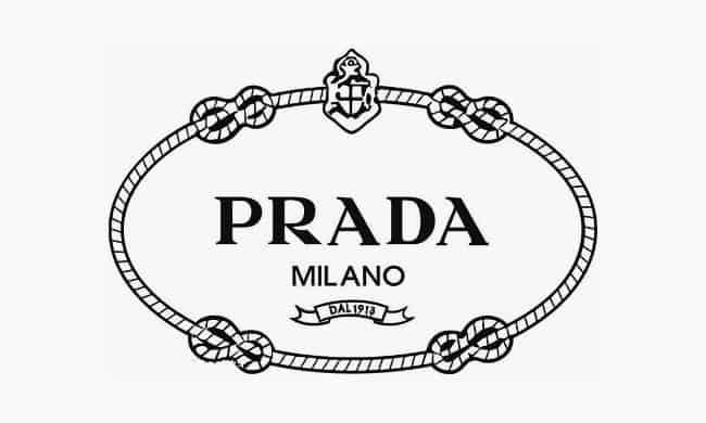 Фото 7. Логотип Prada.