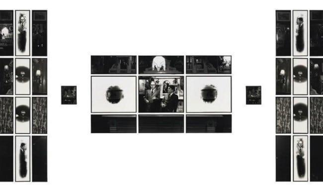 Рис. 1 Фотоколлаж «Для Её Величества» (1973)