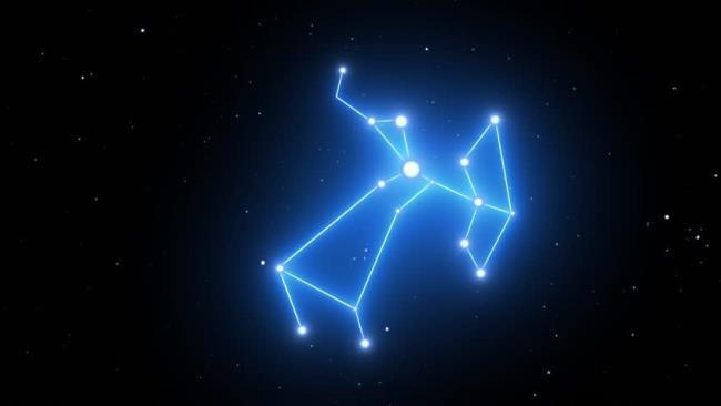 Рис. 1. Созвездие Стрельца