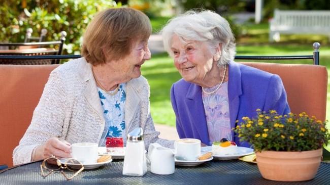 Рис. 2. Что такое достойное обеспечение в старости?