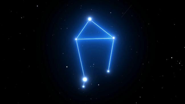 Рис. 4. Созвездие Весов