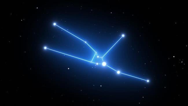 Рис. 6. Созвездие Тельца