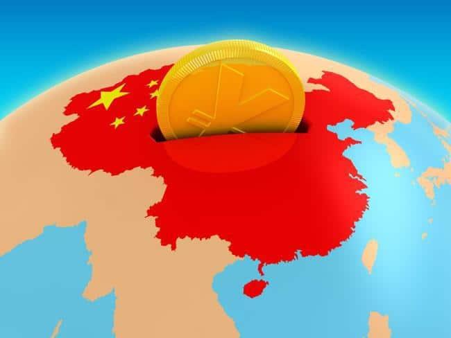 Рисунок 1. Китайская экономика