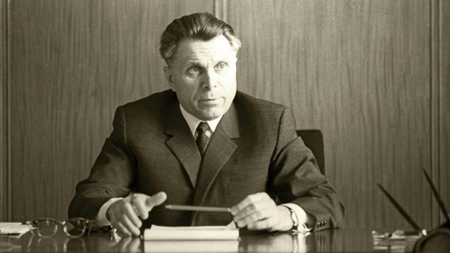 Рисунок 1. Николай Щёлоков