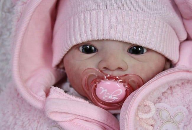 Рисунок 2. Кукла Реборн.