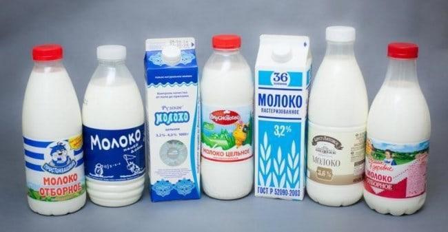 Рисунок 2. Разные торговые марки напитка