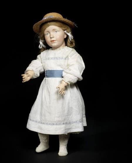 Рисунок 3. Кукла «Кеммер и Рейнхардт».