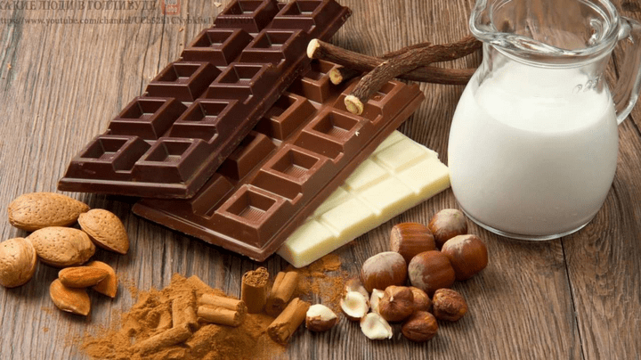 Рисунок 3. Почему молочный шоколад называется молочным?