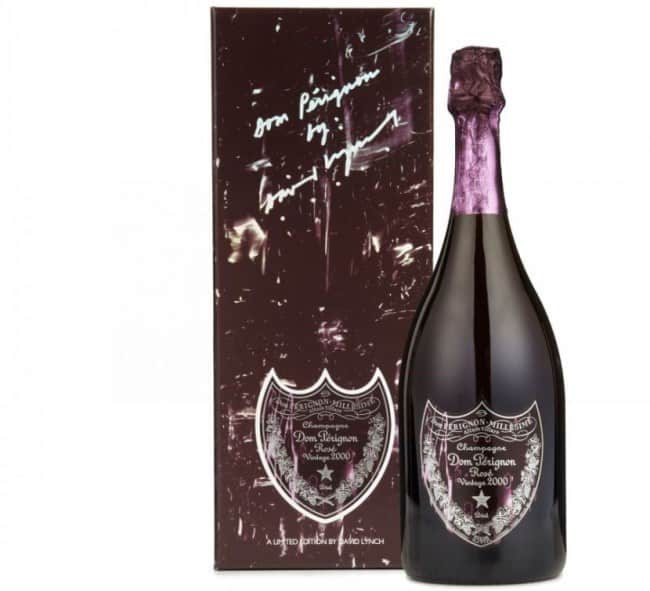 Рисунок 4. Dom Pérignon Rosé By David Lynch 1998 года
