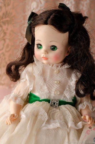 Рисунок 4. Кукла от Мадам Александер.