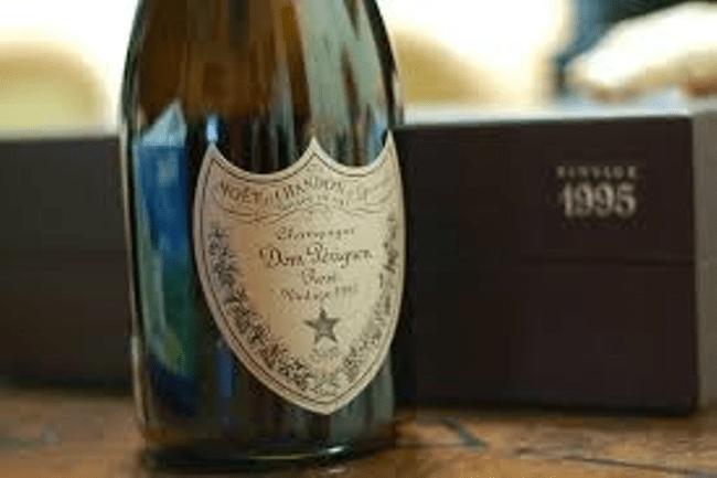 Рисунок 5. Dom Pérignon Rose Gold 1995 года