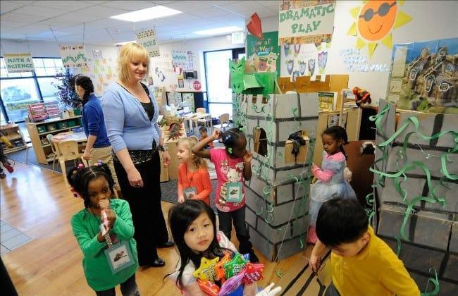 Рисунок 7. Детский сад в США, штат Миннесота