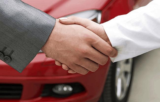 Декларация о покупке автомобиля