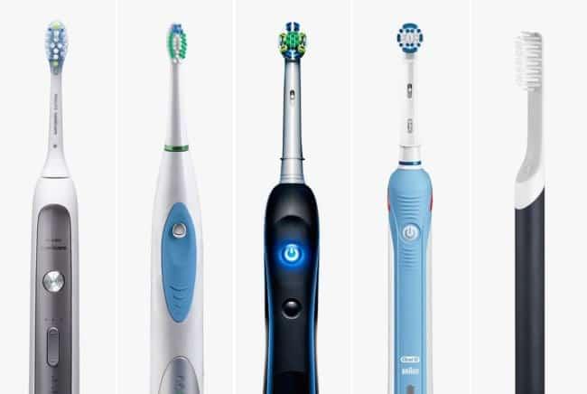 Рис 1. Эксперты доказали, что ни одна электрическая щетка не удаляет зубной налет на 100%.