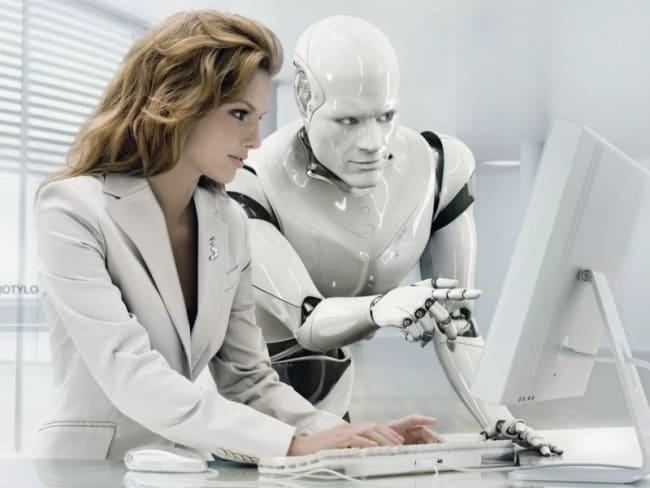 Рис 1. Эксперты уверены, что роботы настолько войдут в жизнь людей, что для них необходимо составить этику поведения.