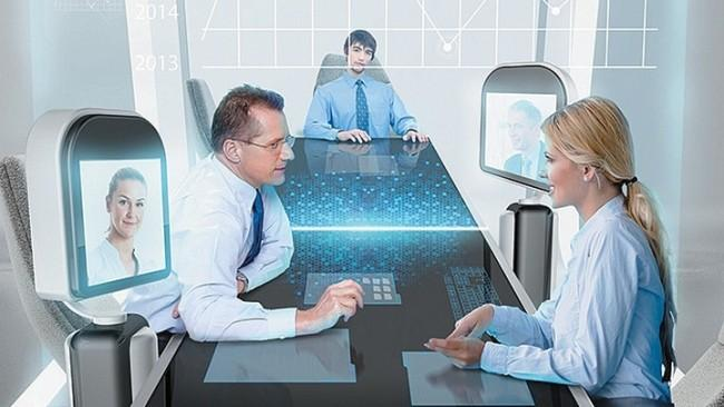 Рис 2. Новое поколение специалистов будет направлено на развитие виртуальной реальности и роботизацию.