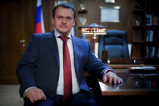 Рис 3. Андрей Никитин в 2017 году заработал 12,19 млн руб.