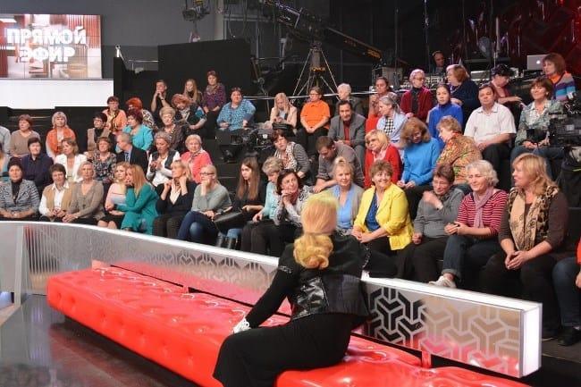 Рис 3. Зрители в зале тоже получают небольшой гонорар – 300-500 рублей.