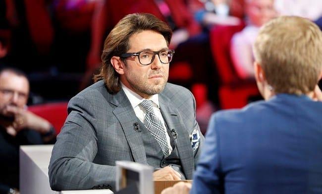 Рис 4. Ведущий программы Андрей Малахов получает около 4,75 млн рублей в месяц.
