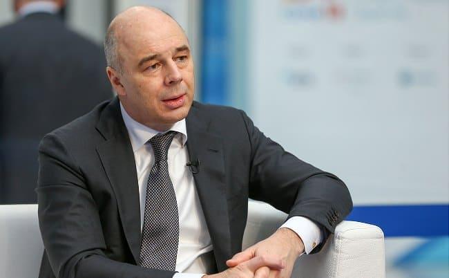 Рис 6. Годовая зарплата Антона Силуанова составила 25,1 млн руб.
