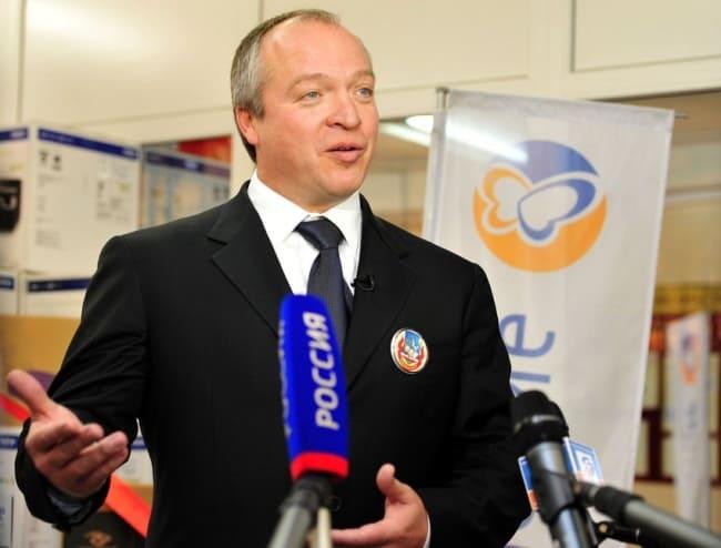 Рис 7. Андрей Скоч за 2017 год заработал 262 млн рублей.
