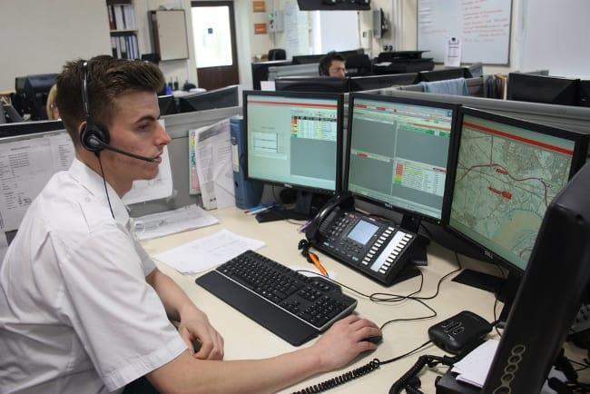 Рис 7. Диспетчеров скоро заменят электронные операторы.