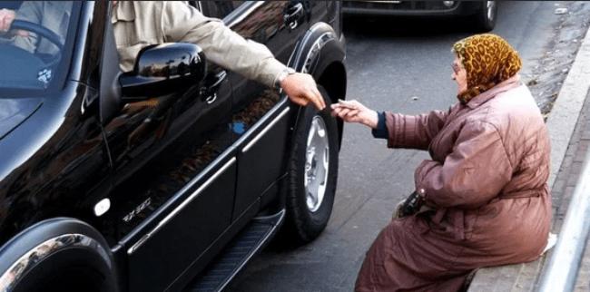 Рис. 1. Как заставить олигархов делиться с пенсионерами?