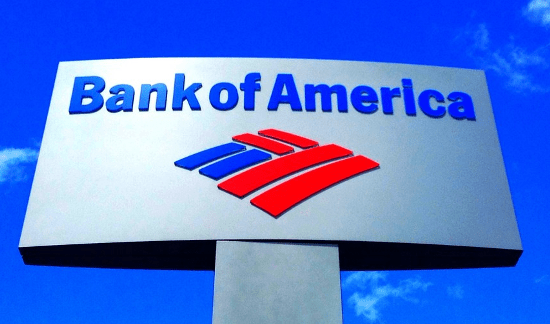 Рис. 1. Логотип Bank of America