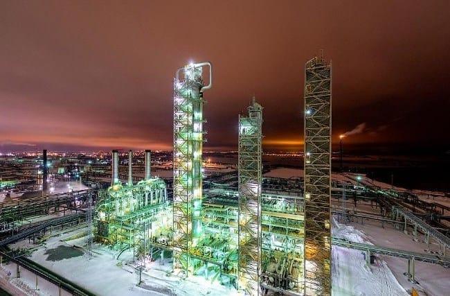 Рис. 1. Ситуация на нефтегазовом рынке позволила «Башнефти» закончить год с высокой прибылью
