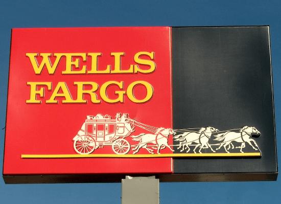 Рис. 2. Логотип Wells Fargo Bank