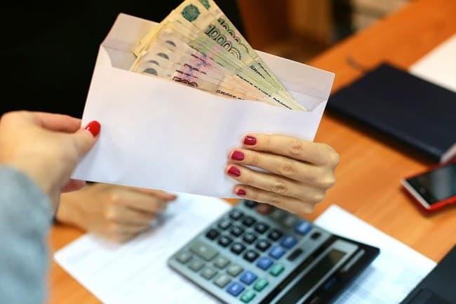 Рис. 2. Зарплата в конвертах – прямой путь к нищей старости