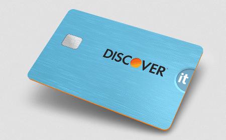 Рис. 3. Cash Back Cards от Discover Bank